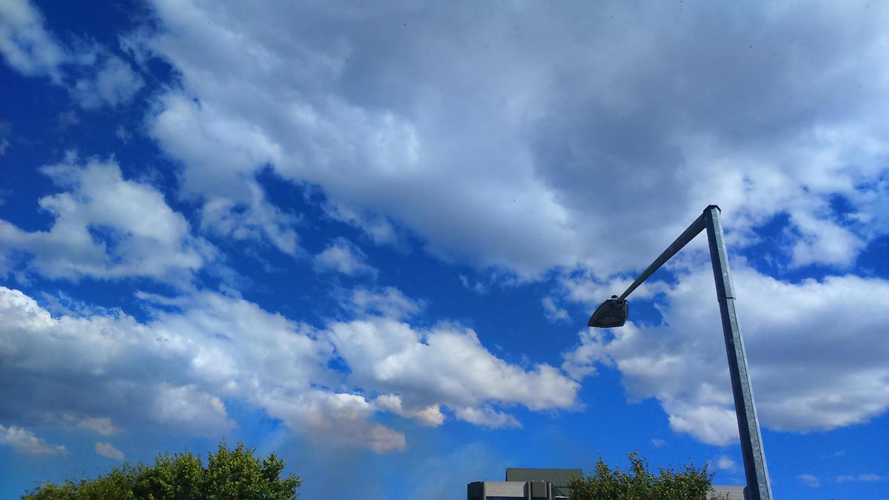 Generic Sky by JerryWestaway