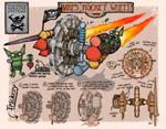 Rocket Wheel 4 fierysquirrelart