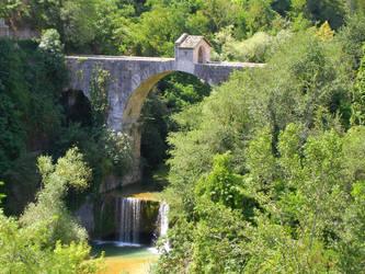 Ponte di Cecco, Ascoli Piceno by EdwardWho