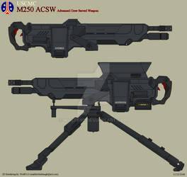 USCMC M250 ACSW