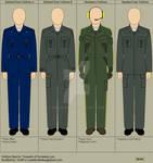 BSG Engineering Crew Uniforms