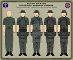 USCMC Force Recon Uniform