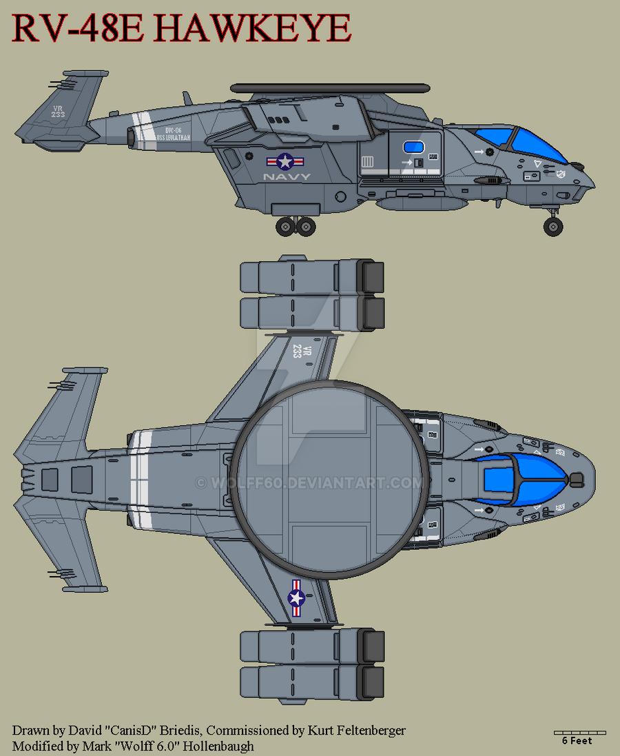RV-48E Hawkeye by Wolff60