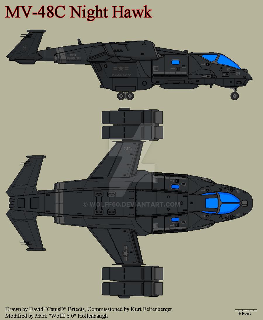MV-48C Night Hawk by Wolff60