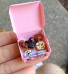 Box of Voodoo Doughnuts