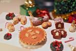 Baked Christmas Treats 1 2014