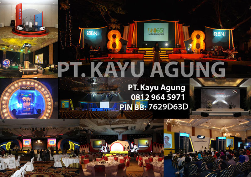 Stage Panggung Fashion show by nananghadeh on DeviantArt