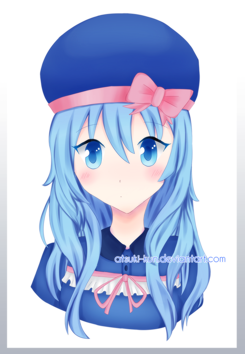 Yoshino - The Cute One by Atsuki-Kun