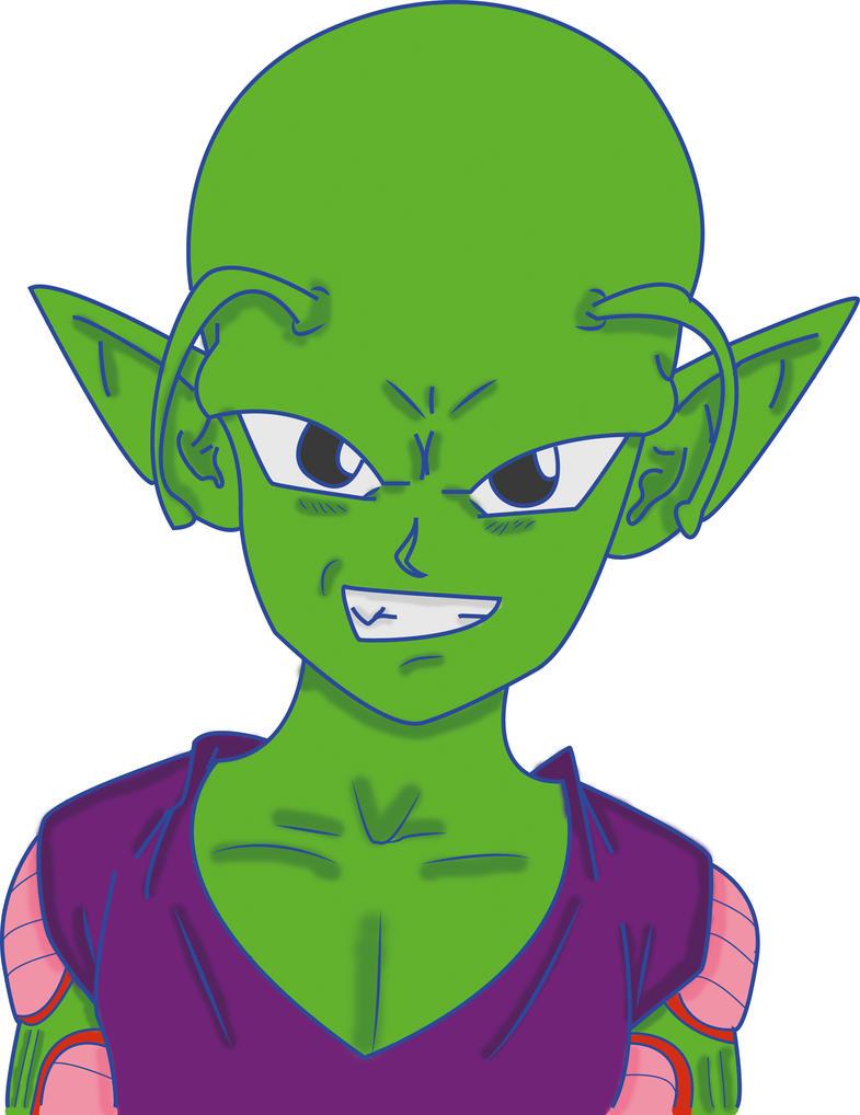Piccolo - Dragon Ball by Makeiks