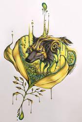 Art Trade - Oh My Love by nannynunu