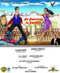 Superman/Wonder Woman Movie Poster