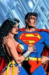 Bolland: Superman-Wonder Woman