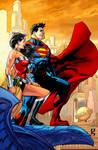 Superman/Wonder Woman - Epic (New 52 edition)