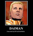 Sith Lord Daiman - Knight E.
