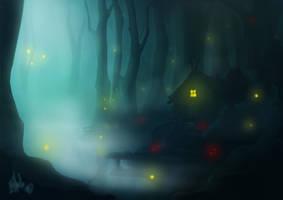 Swamp House by PredatoryApe