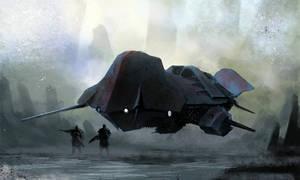 Catfish drone by PredatoryApe