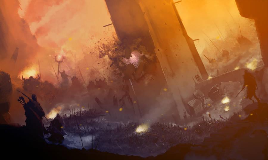 Siege by PredatoryApe