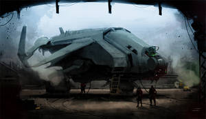 Flight Deck by PredatoryApe