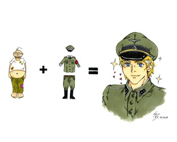 The Uniform Phenomenon by LadyMillennium