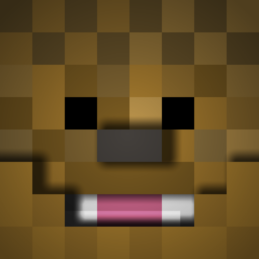 ASFJerome's Face (My 3D FaceWork) by TheLeopardLover120 on ...