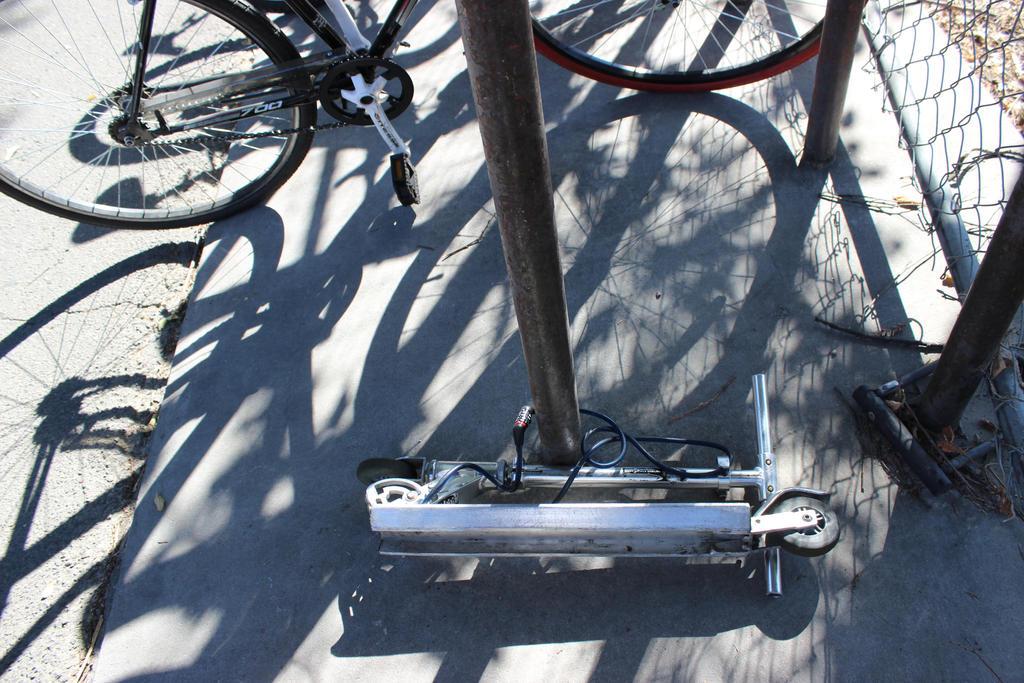 Bike, Bike, Bi- Scooter? by Ohgodgeese