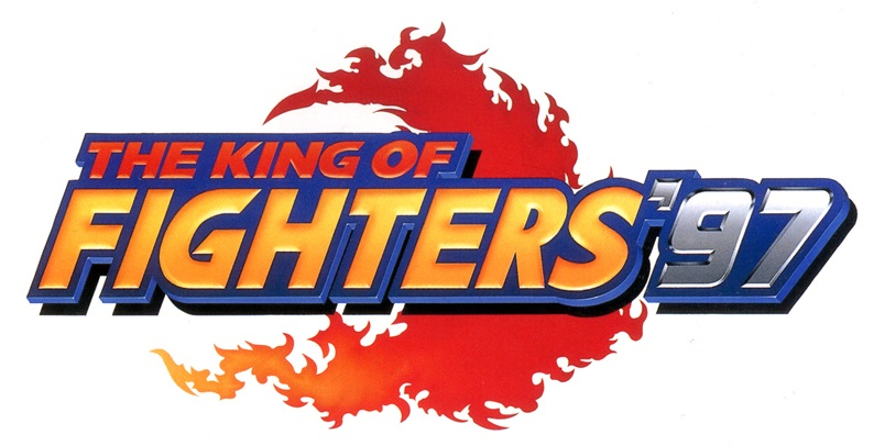 The King Of Fighters 97 Logo By Kainrv1 On Deviantart