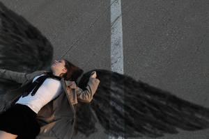 Fallen Angel by PipeDownAndListen