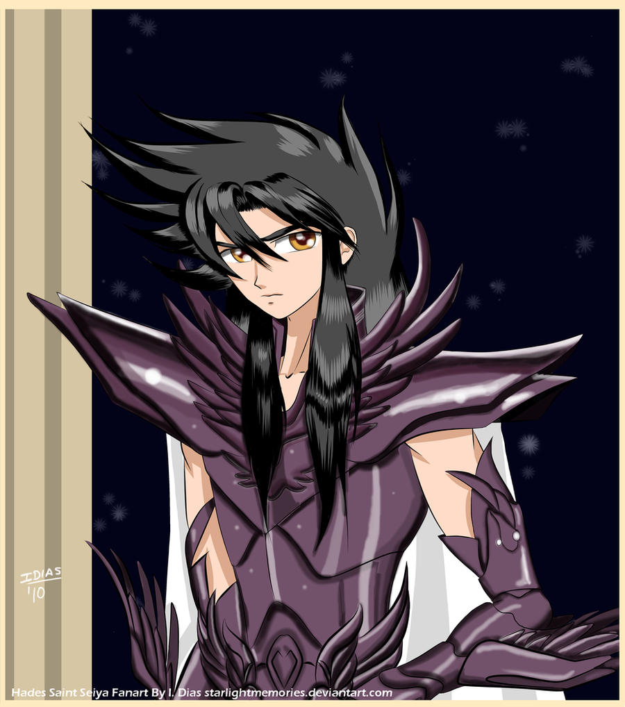 Hades Saint Seiya By StarlightMemories On DeviantArt