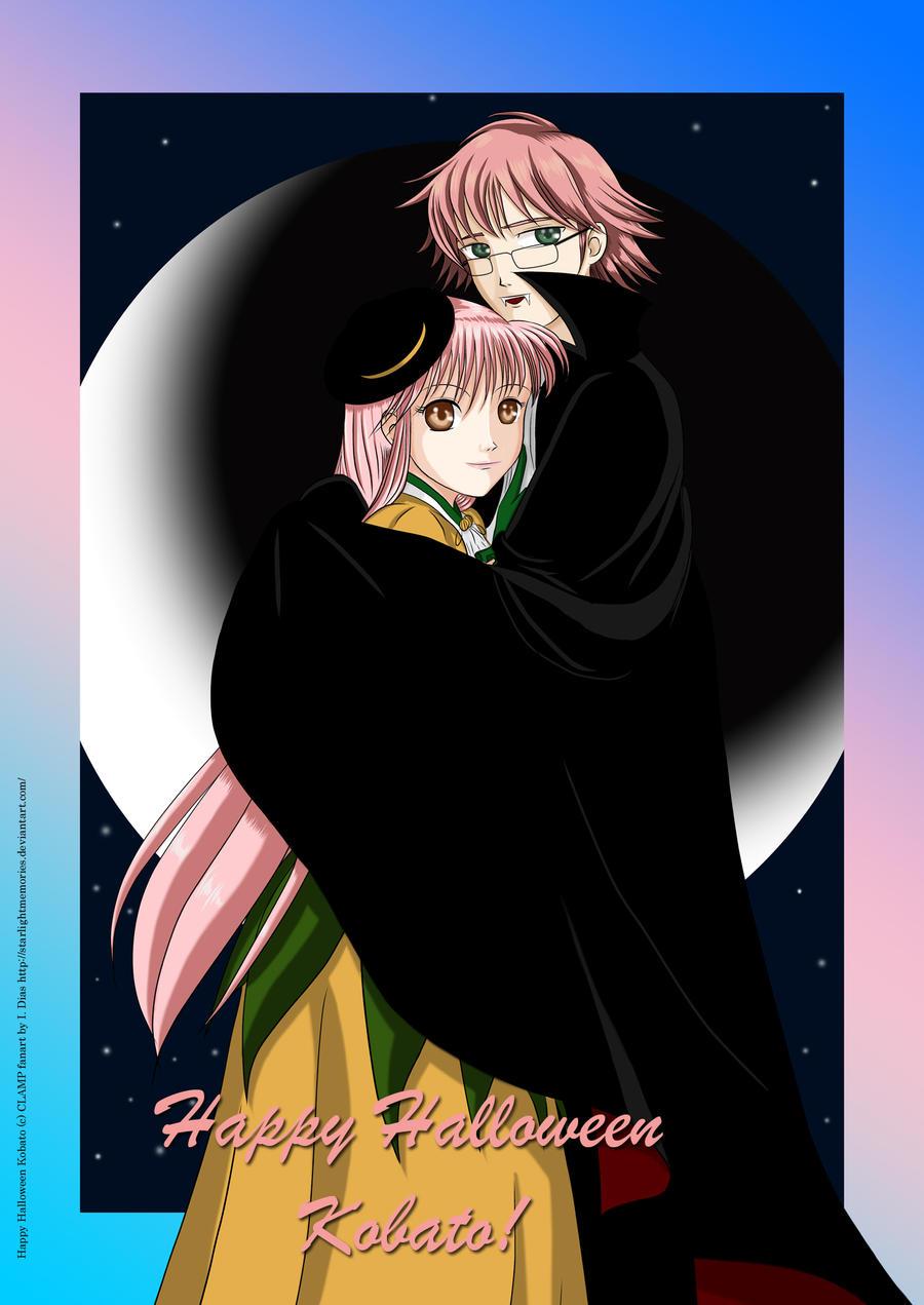 Happy Halloween Kobato by StarlightMemories