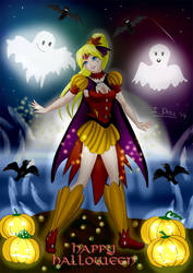 Halloween Magic by StarlightMemories
