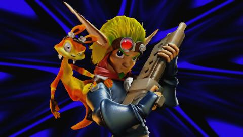 Jak II PSP Wallpaper 2 by Jak-DaxFangirl84