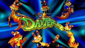 Daxter PSP Wallpaper 2