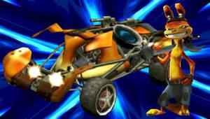 Daxter Jak X PSP Wallpaper