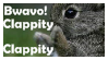 Bwavo stamp by Yoshi-chu