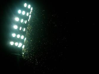 Stadium shatter. by otaku-zakku