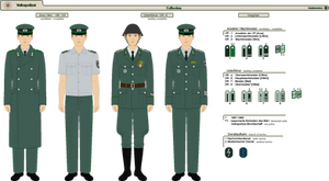 [DDR] [VoPo] East German Police [BC1]