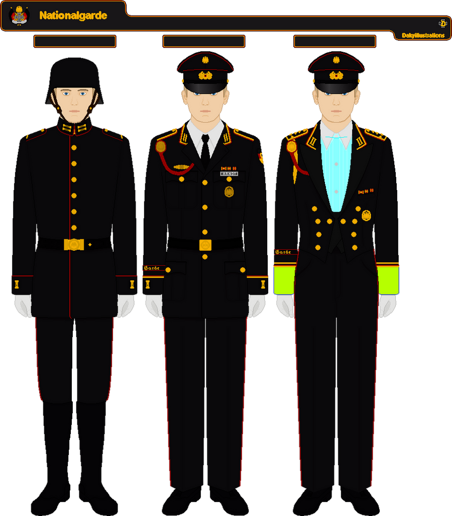 [WIP][Fictional] German National Guard by ...