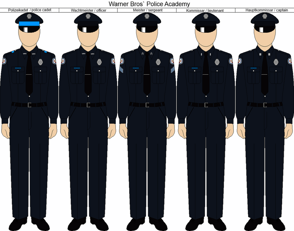 Academy Uniform 51