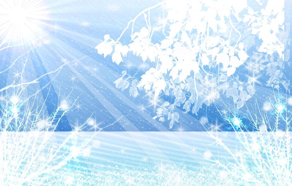 BACKGROUND winter by ECVcm on deviantART