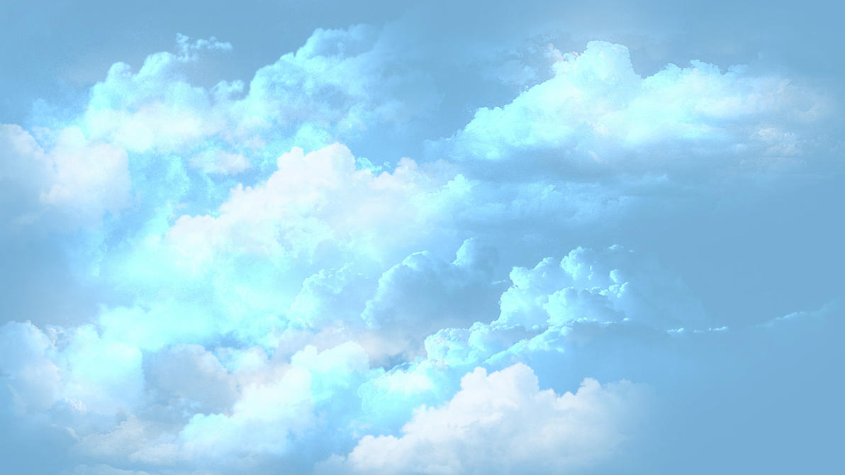 Clouds background by ecvcm on deviantart - Hd clouds for photoshop ...