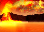 MAGMA background by ECVcm
