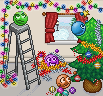 Setting up decorations by Kath602