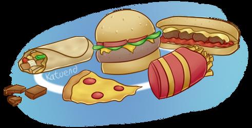 1-hour food