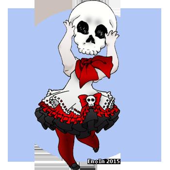 GaiaOnline: La Princesse Boo by 2inK