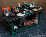 Witch's Preperation Table