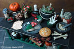 Witch's Preperation Table 2