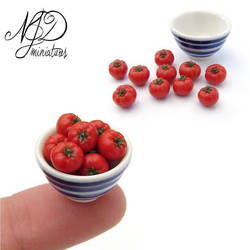 Beefsteak Tomatoes - NJD Miniatures by NJD-Miniatures