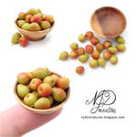 Apples and Pears - NJD Miniatures