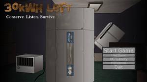 30 Kilowatt Hours Left [Visual Novel] [+DL]