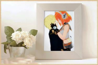 Framed Happiness by Kokoro-Hane